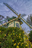 Winery Windmill Stock Photography