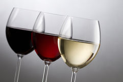 Wines Royalty Free Stock Photography