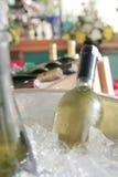 Wines Market Royalty Free Stock Photos