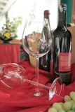 Wines Market Stock Images