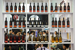 Wines Stock Photography