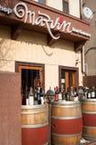 Wineshop Royalty Free Stock Image