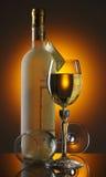 Winestilleben Fotografering för Bildbyråer