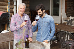 Winetasting Royalty Free Stock Image