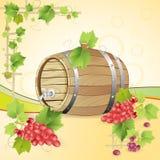 Winetrumma Arkivbilder