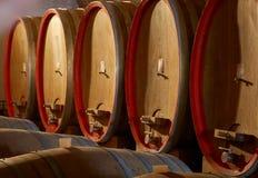 Wineyard cellar Stock Images
