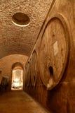 wineyard de cave photographie stock
