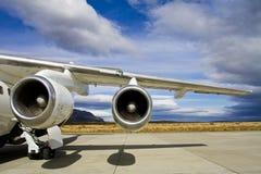Wing Aeroplane Royalty Free Stock Images
