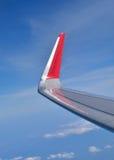 Wing aircraf Royalty Free Stock Photos