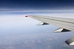 Wing aircraft Royalty Free Stock Image