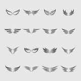Wing art Royalty Free Stock Images