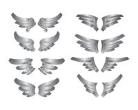 Wing art Royalty Free Stock Image