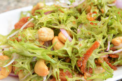 Wing bean salad Stock Image