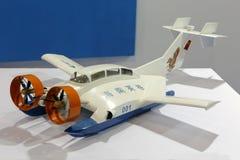 Wing-in-ground-effect όχημα Στοκ φωτογραφία με δικαίωμα ελεύθερης χρήσης