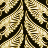 Wing Pattern Stock Image