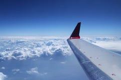 wing statku powietrznego Obrazy Stock