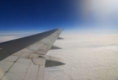 wing statku powietrznego Fotografia Stock