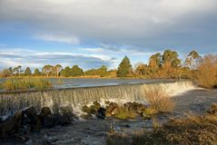 Wingecarribee Weir Royalty Free Stock Photography