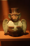 Winged Artifact. At Chicago museum Royalty Free Stock Photography