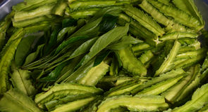 Winged bean Stock Image