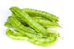Winged beans Stock Photo