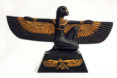 winged Isis Royalty Free Stock Photos