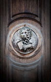 The winged lion of St. Mark, the symbol of the Venetian Republic Royalty Free Stock Images