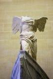 Winged Victory of Samothrace. Nike of Samothrace Stock Images