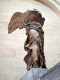 Winged Victory of Samothrace Royalty Free Stock Image
