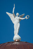 Winged Victory statue Stock Image