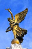 Winged Victory statue Royalty Free Stock Photo