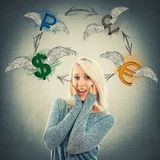 Wingerd currency stock images