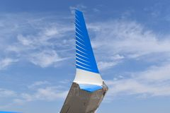 Winglet stock image
