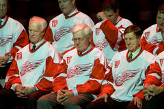 Wings Alumni Stock Image
