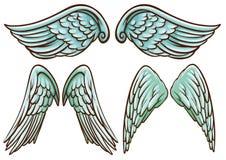 Wings Stock Photos