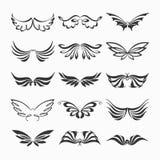 Wings samlingen Arkivfoton