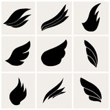 Wings. Royalty Free Stock Photography
