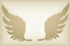 Wings vector Royalty Free Stock Photography