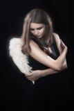 wings woman Στοκ Εικόνα