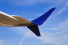 wingtip imagem de stock