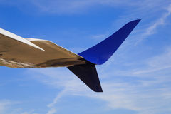 Wingtip Stock Image