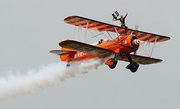 Wingwalker Royalty Free Stock Images