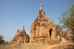 Winido寺庙, Bagan,缅甸 库存图片