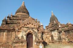Winido寺庙, Bagan,缅甸 免版税库存照片