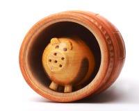 świniowaty drewno Obraz Stock