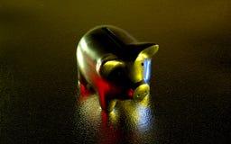 świnka banku obrazy stock