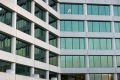 Winkel eines modernen Büros Lizenzfreie Stockfotos