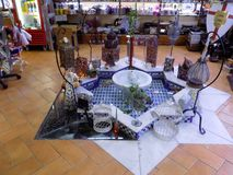 Winkel herinnering-Granada stock afbeeldingen