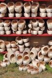 Winkel met houten schoenen Royalty-vrije Stock Afbeelding