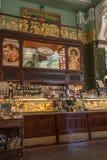 Winkel met Stijl en Luxe Royalty-vrije Stock Afbeelding